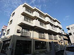 東京都足立区中央本町1丁目の賃貸マンションの外観