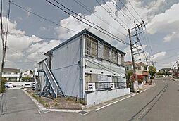 埼玉県川口市安行慈林の賃貸アパートの外観