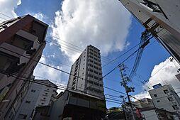 エスリード三宮旭通[8階]の外観
