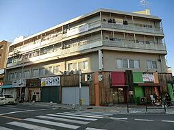 ローレル八尾本町[4階]の外観