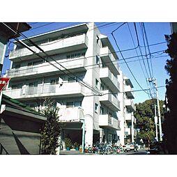 神奈川県横浜市鶴見区潮田町2丁目の賃貸マンションの外観