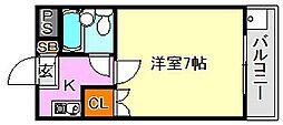グラン・マ・OHATA[6階]の間取り