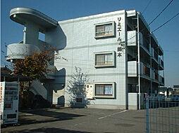 愛媛県伊予市下吾川の賃貸マンションの外観
