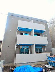 duplex天王寺東[3階]の外観