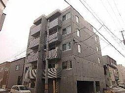 ルヌアージュ新道東[4階]の外観