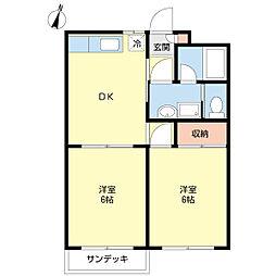 稲毛駅 6.9万円