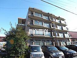 グランドミール中小田井[3階]の外観