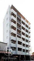 東京都大田区羽田6丁目の賃貸マンションの外観