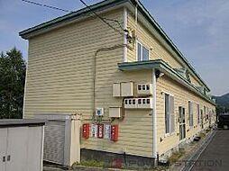 ルポール富岡弐番館[1階]の外観