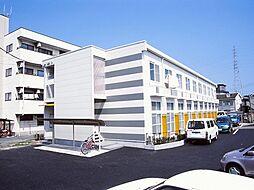 神奈川県鎌倉市小袋谷1丁目の賃貸アパートの外観