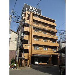 新潟県新潟市中央区本町通11番町の賃貸マンションの外観