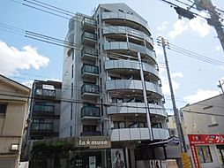 アンシャンテ・カーロ[2階]の外観