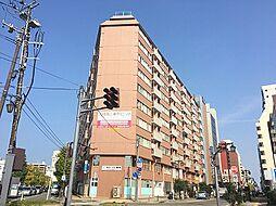 新潟県新潟市中央区弁天3丁目の賃貸マンションの外観