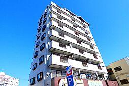 千葉県松戸市日暮1の賃貸マンションの外観