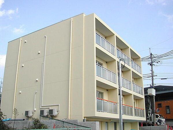 カサミア[3階]の外観