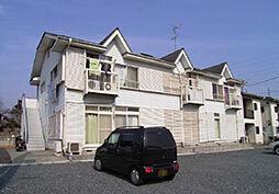 タウンハウス中島2号棟[203号室]の外観