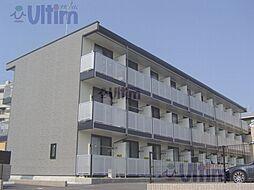 京都府京都市東山区福稲高原町の賃貸マンションの外観