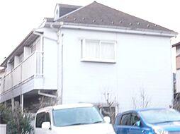 埼玉県所沢市小手指町2丁目の賃貸アパートの外観