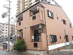フォレスト志賀本通[2階]の外観