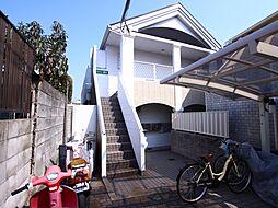 兵庫県神戸市垂水区高丸4丁目の賃貸アパートの外観