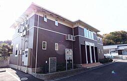 香川県東かがわ市川東の賃貸アパートの外観