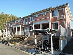 福岡県北九州市八幡西区楠橋下方2丁目の賃貸アパートの外観