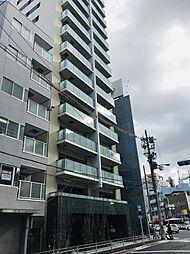 アトラス天王寺・新築マンション[3階]の外観