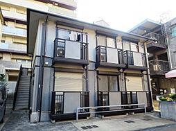 大阪府寝屋川市香里南之町の賃貸アパートの外観