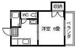 坂之上駅 2.0万円