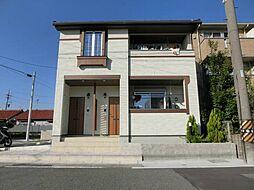 愛知県名古屋市西区平出町の賃貸アパートの外観