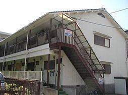 大阪府大阪市城東区諏訪3丁目の賃貸アパートの外観