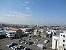 南西側バルコニーからの眺望,3LDK,面積71.4m2,価格2,280万円,JR高徳線 佐古駅 徒歩9分,,徳島県徳島市北佐古一番町