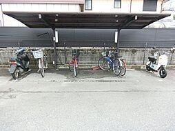 愛知県名古屋市緑区篭山3丁目の賃貸マンションの外観