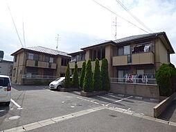 大阪府富田林市加太1丁目の賃貸アパートの外観