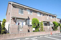 埼玉県川口市大字石神の賃貸アパートの外観