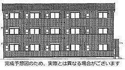 仮称)竹田向代町D-room[205号室号室]の外観