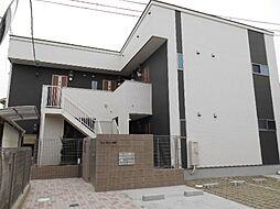 大阪府高石市綾園6の賃貸アパートの外観