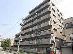 兵庫県加古川市別府町朝日町の賃貸マンションの外観