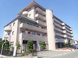 愛媛県松山市古川西2丁目の賃貸マンションの外観