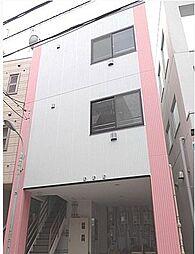 東京都品川区南大井2丁目の賃貸アパートの外観
