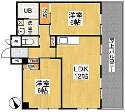 TMビル[3階]の間取り