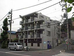 神奈川県横浜市旭区白根2の賃貸マンションの外観