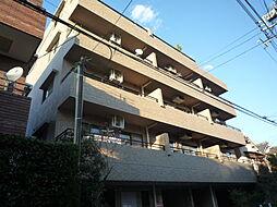藤和シティコープ新中野III[3階]の外観