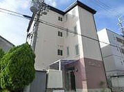 ルーキー東条マンション[1階]の外観