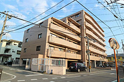福岡県春日市下白水北4丁目の賃貸マンションの外観