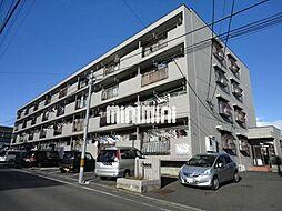 沼田ハイツ[4階]の外観