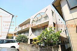 福岡県大野城市瓦田1丁目の賃貸マンションの外観