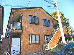 コーワコーポ1号館[2階]の外観