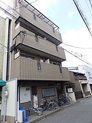 京都府京都市東山区山崎町の賃貸マンションの外観