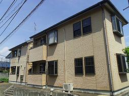 神奈川県横浜市磯子区田中2丁目の賃貸アパートの外観
